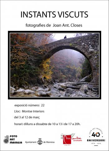22 Expo Montse Int Joan A Closes